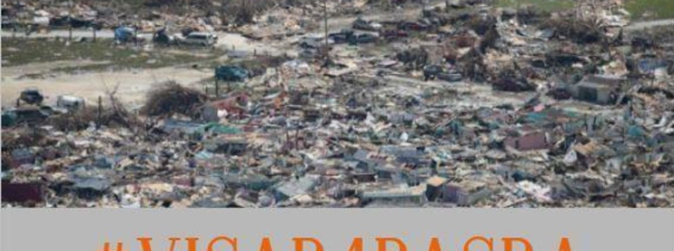 Hurricane Dorian: IMRF Member Virgin Islands Search and Rescue (VISAR) fundraising for Bahamas Air-Sea Rescue Association