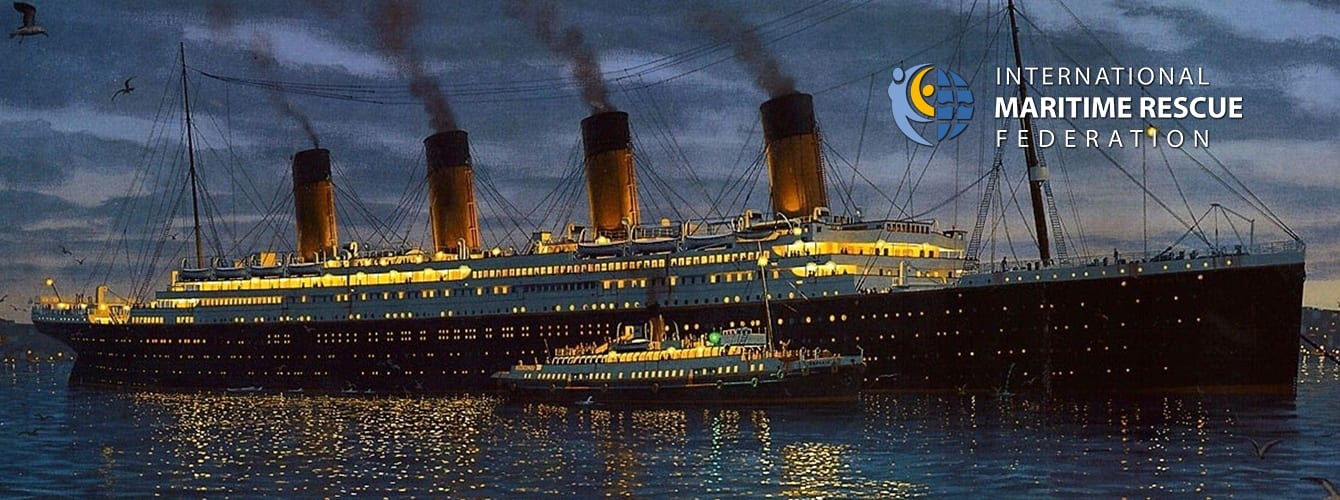 Titanic: What If She Sank Today? Webinar Recording - 15 April 2021