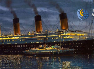 Webinar - Titanic: What If She Sank Today? - 15 April 2021