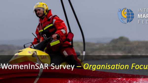 IMRF #WomenInSAR Survey – Organisation Focused Only