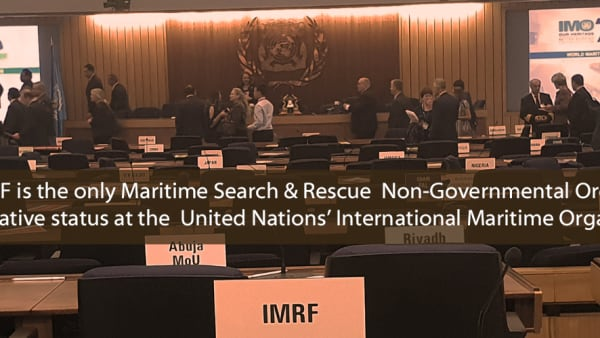 IMRF at the IMO