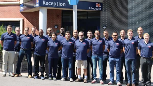 Awards Story 2017: RNLI Future Leaders Project Team 2016