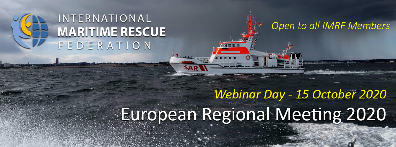 European Regional Meeting 2020 - Webinar - 15 October 2020