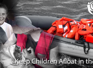 IMRF Launches 'Keep Children in the Mediterranean Afloat' Campaign
