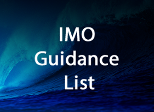 IMO Guidance List