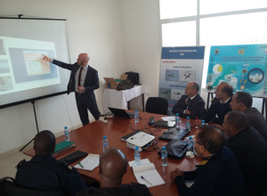 IMRF and Inmarsat Deliver First 'Train the Trainer' GMDSS Course in Africa