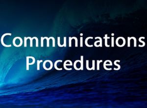 Communications - Procedures
